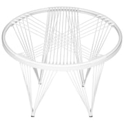 Safavieh Launchpad Chair; White