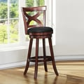 Kingstown Home Wade 29'' Swivel Bar Stool