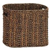 Woodland Imports Seagrass Magazine Basket