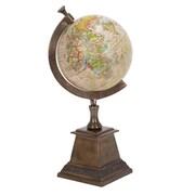Woodland Imports Aluminum Globe