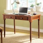 Kingstown Home Aiden Writing Desk I; Mahogany