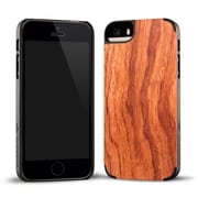 Recover Case for iPhone 5, 5S, ROSEBLK5 Rosewood