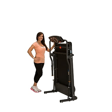 Exerpeutic Metal, Plastic TF1000 Walk to Fitness Electric Treadmill