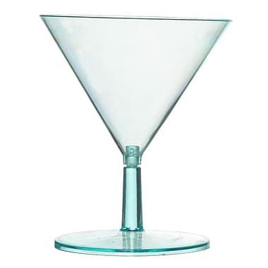 Tiny Temptations Plastic 2-Piece Tiny Tini Glass
