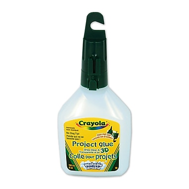 Crayola® project Glue, 12/Pack