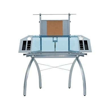 Studio Designs Futura 50''Lx22''D Specialty Drafting Table, Blue
