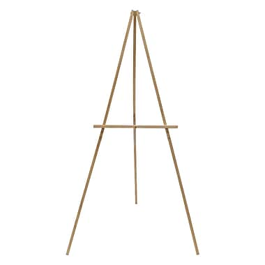 Studio Designs Wood Display Easel in Natural 33