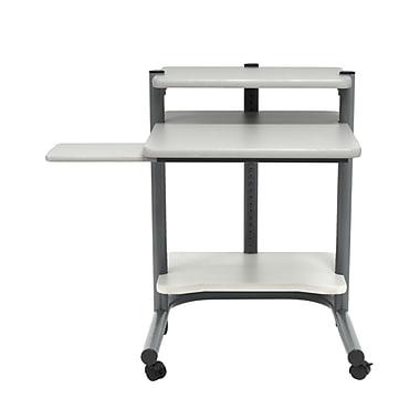 Studio Designs 30''Lx25.5''D Rectangular Workstation Table, Metal