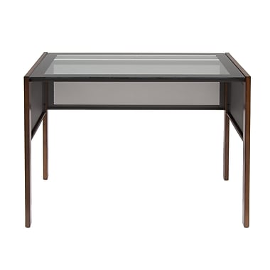 Calico Designs Office Line Standard Main Desk, Sonoma Brown (56001)