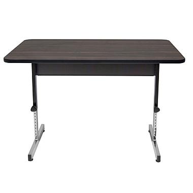 Studio Designs Adapta Desk Wood Activity Table, Black
