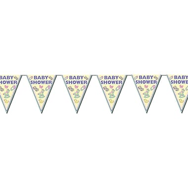 Cuddle-Time Pennant Banner, 10