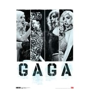Pyramid America™ Lady Gaga - Photo Bars Poster