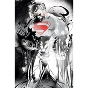 Ace Framing Superman Man of Steel Framed Poster, 36 x 24