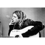 Pyramid America™ Kurt Cobain Smoking Poster