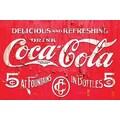 Pyramid America™ in.Coca-Cola Logoin. Poster