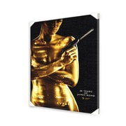 "Ace Framing ""James Bond - 50th Anniversary"" Canvas Wall Art, 36"" x 24"""