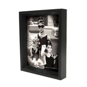 "Ace Framing ""Audrey Hepburn"" 3D Shadow Box, 8"" x 10"""