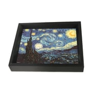 Ace Framing Starry Night By Vincent Van Gogh 3D Shadow Box, 8 x 10