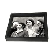 "Ace Framing ""Beatles Group"" 3D Shadow Box, 8"" x 10"""