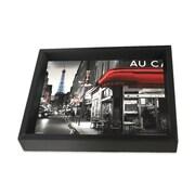 "Ace Framing ""Rue Parisienne"" 3D Shadow Box, 8"" x 10"""