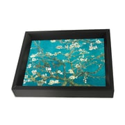 "Ace Framing ""Almond Blossom"" By Vincent Van Gogh 3D Shadow Box, 8"" x 10"""