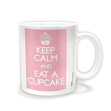 Pyramid America™ in.Keep Calm And Eat a Cupcakein. 11 oz. Coffee Mug