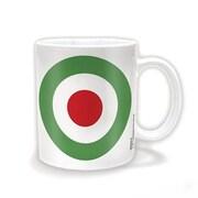 "Pyramid America™ ""Italian Target"" 11 oz. Coffee Mug"