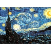 Ace Framing Van Gogs Starry Night 3D Poster, Mini