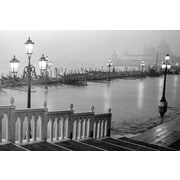 Ace Framing Grand Canal Venice Framed Poster, 24 x 36