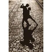 Ace Framing The Last Dance Framed Poster, 36 x 24