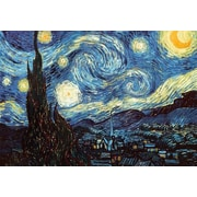 Ace Framing Vincent Van Gogh Starry Night Framed Poster, 24 x 36