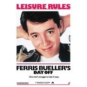 """Ace Framing """"Ferris Bueller's Day Off Movie"""" Framed Poster, 36"""" x 24"""""""