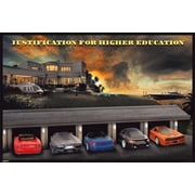 Ace Framing Justification for Higher Education Framed Poster, 24 x 36