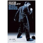 "Pyramid America™ ""Elvis - Blue Suede Shoes (WC)"" Poster"