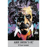 Ace Framing David Garibaldi Einstein Framed Poster, 36 x 24