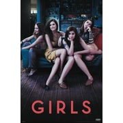 Ace Framing Girls HBO Series Television Framed Poster, 36 x 24