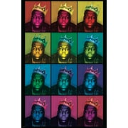 "Pyramid America™ ""Notorious BIG - Pop Art King"" Poster"
