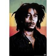 Ace Framing Bob Marley Rasta Framed Poster, 36 x 24