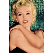 Ace Framing Marilyn Monroe Self Hug Framed Poster, 36 x 24
