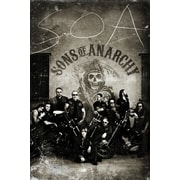 "Pyramid America™ ""Sons of Anarchy - Vintage Group"" Poster"