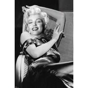 "Pyramid America™ ""Marilyn Monroe - Reclining"" Poster"
