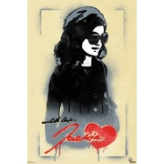 Ace Framing Jackie O With Love Framed Poster, 36 x 24