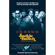 Ace Framing Jackie Brown Movie Framed Poster, 36 x 24