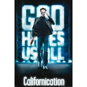 Ace Framing Californication God Hates Us All Framed Poster, 36 x 24