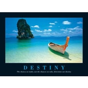 Ace Framing Phuket Destiny Boat Framed Poster, 24 x 36