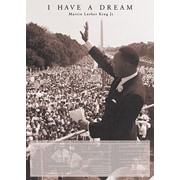 "Ace Framing ""Martin Luther King I Have A Dream"" Framed Poster, 36"" x 24"""
