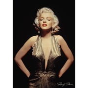 "Pyramid America™ ""Marilyn Monroe - Gold"" Poster"