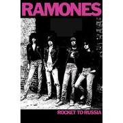 Ace Framing Ramones Rocket To Russia Framed Poster, 36 x 24