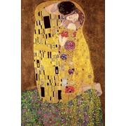 "Pyramid America™ Gustav Klimt ""Klimt The Kiss"" Poster"