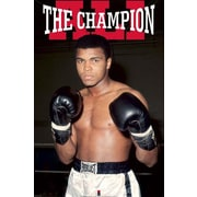 Pyramid America™ Muhammad Ali - The Champion Poster